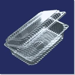 Упаковка из полипропилена. Универсальная упаковка для салатов, овощей, грибов, холодных закусок, перепелиных яиц