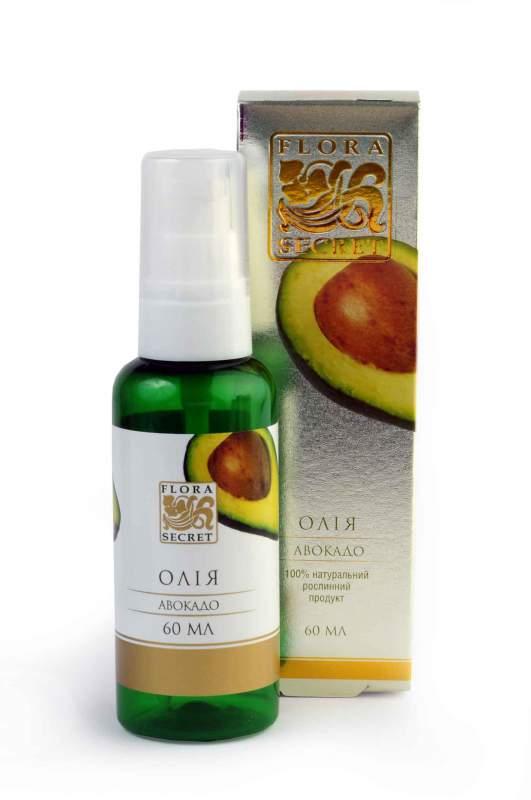 Купить масло авокадо для волос