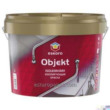 العازلة في أعماق مات طلاء الاكريليك 9L Eskaro OBJEKT