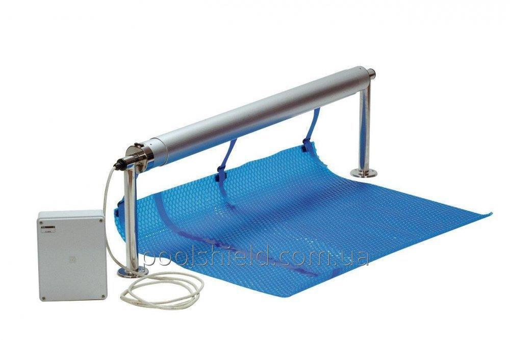 Сматывающее устройство для солярной пленки с электроприводом Vagner