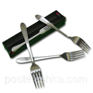 Buy Fork table stainless steel of 12 pieces of Chile India