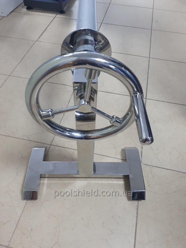 Сматывающее устройство для пленки 5 м. с нержавеющей стали