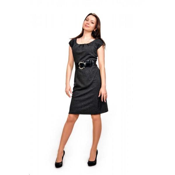 Платье (модель 112п джинс)