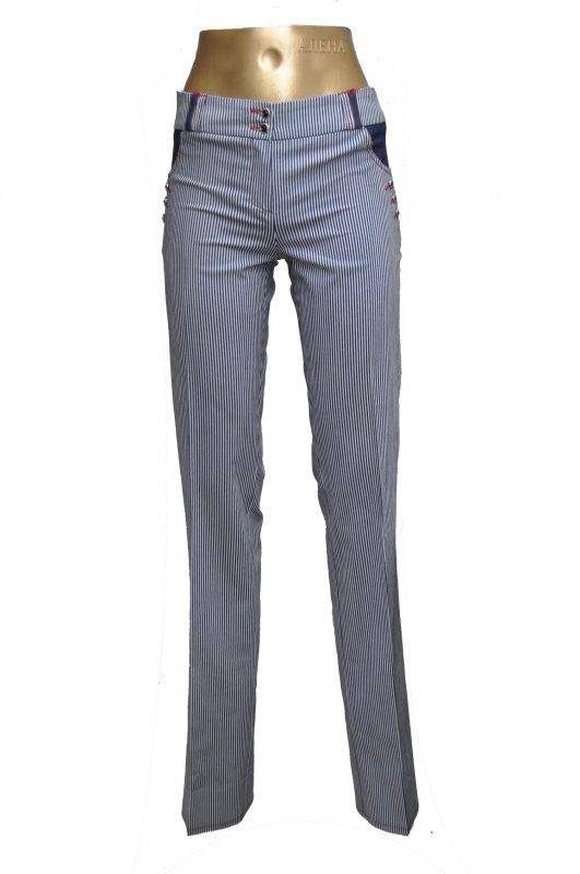 Женские брюки, 59 полоска