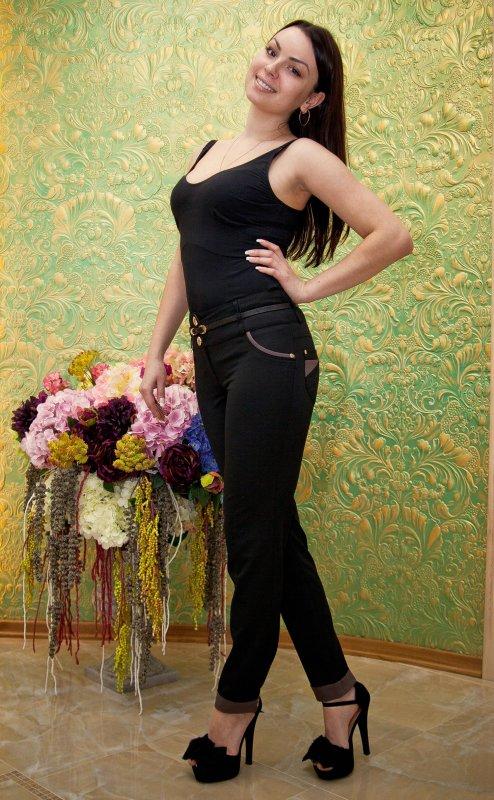 Женские брюки молодежные 210