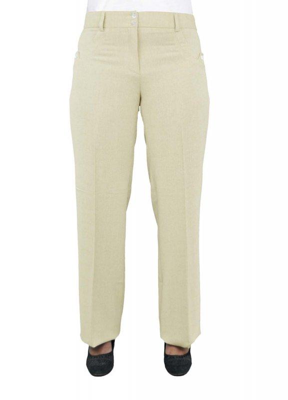 Женские брюки, 58 Лен
