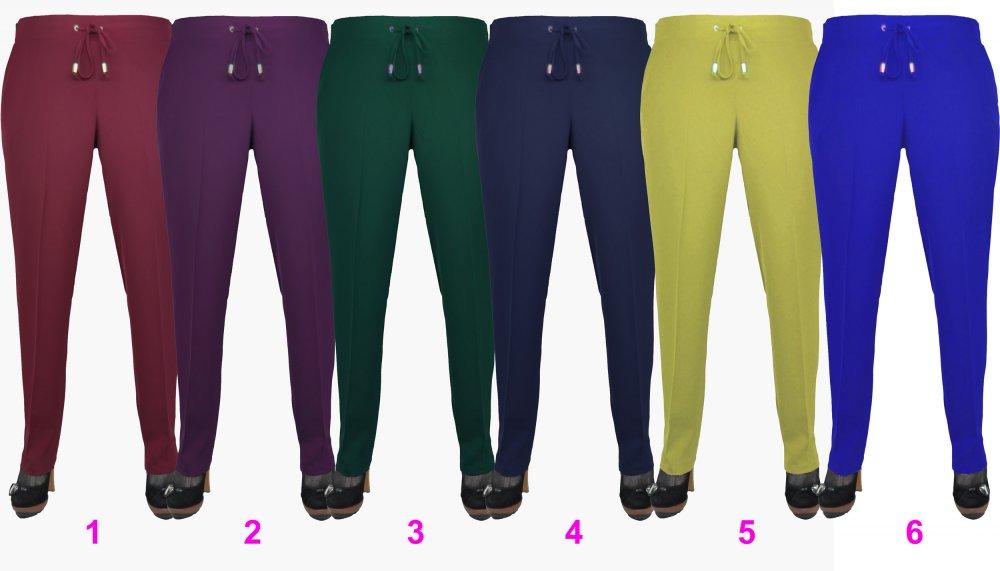 Женские брюки классические 339, Габардин