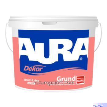 פריימר אוניברסלי דבק גרונד Dekor Aura 10L
