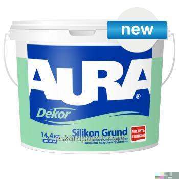 Apprêt adhésif silicone universel quartz Aura Dekor Silikon Grund 10l