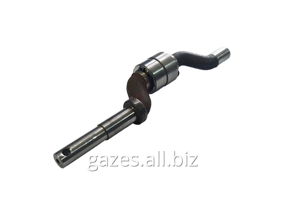 Коленчатый вал в комплекте  к Gаslin ( №39 FM4-11-01) для расходомер LPG пропан-бутан для ГРК