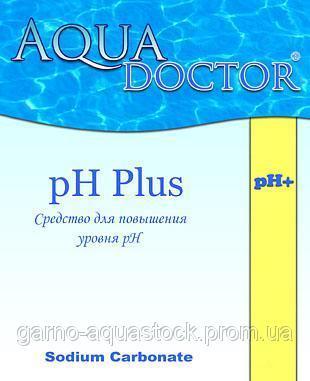 Средство для повышения кислотности воды рН plus в гранулах AquaDOCTOR