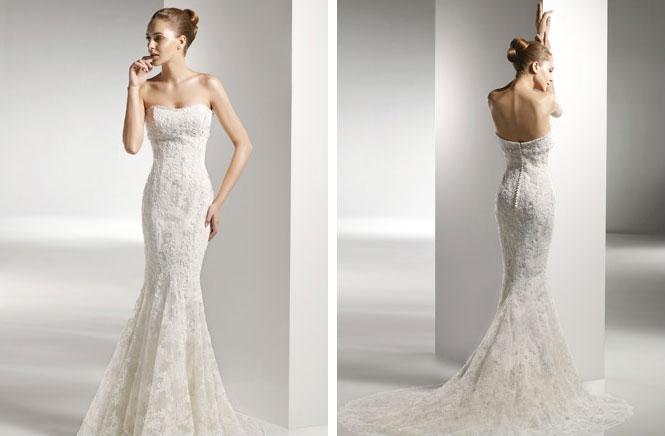 свадебное платье 60