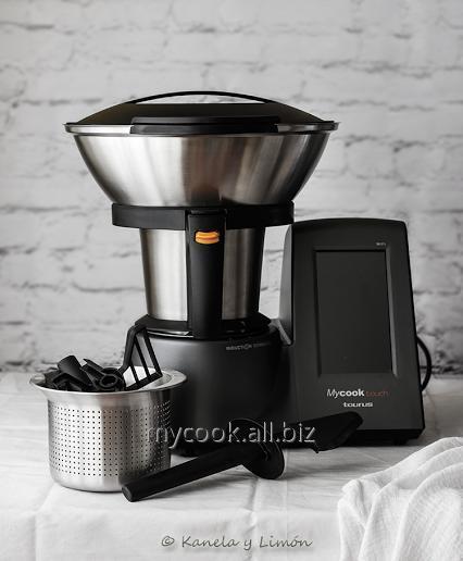 Кухонный робот Майкук Тач первая в мире Смарткухня