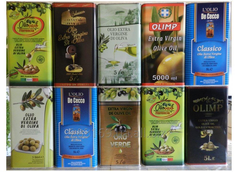 Масло оливковое RODIS 5л.  Греция