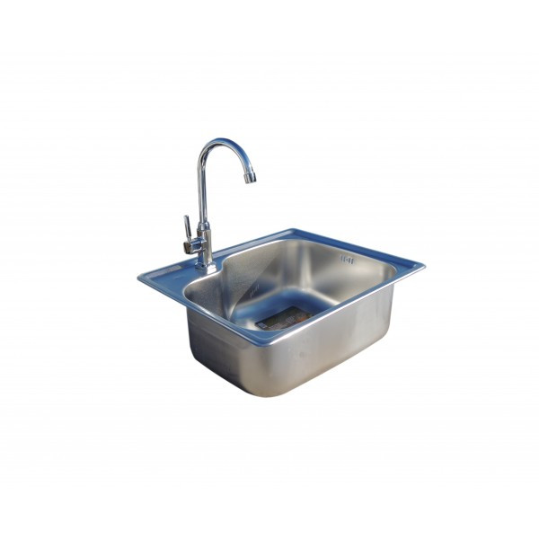 Buy Set a sink with the mixer