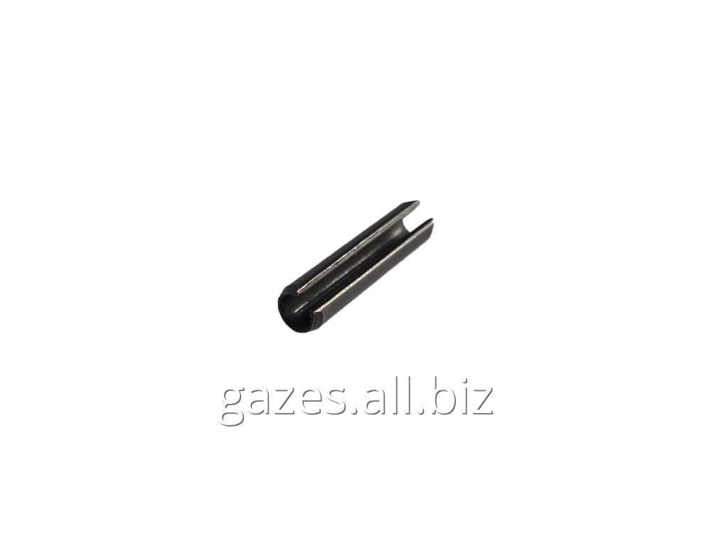 Stopper of a bent shaft to Gaslin (No. 38 FM4-17) for LPG flowmeter propane-butane for GRK