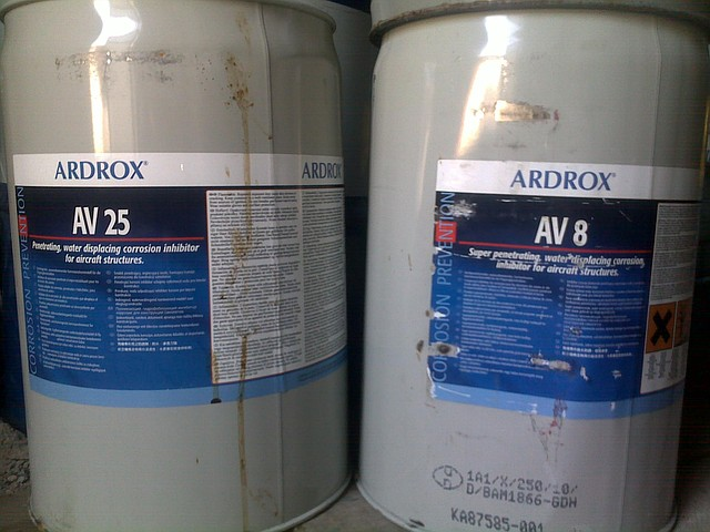 Мастика антикоррозионная Ardrox AV 40
