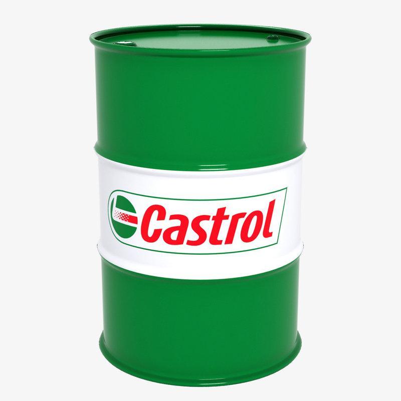 Трансмиссионное масло Castrol EnerGear HT 85W-140