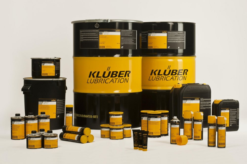 Смазочное масло KLuber Airpress 15