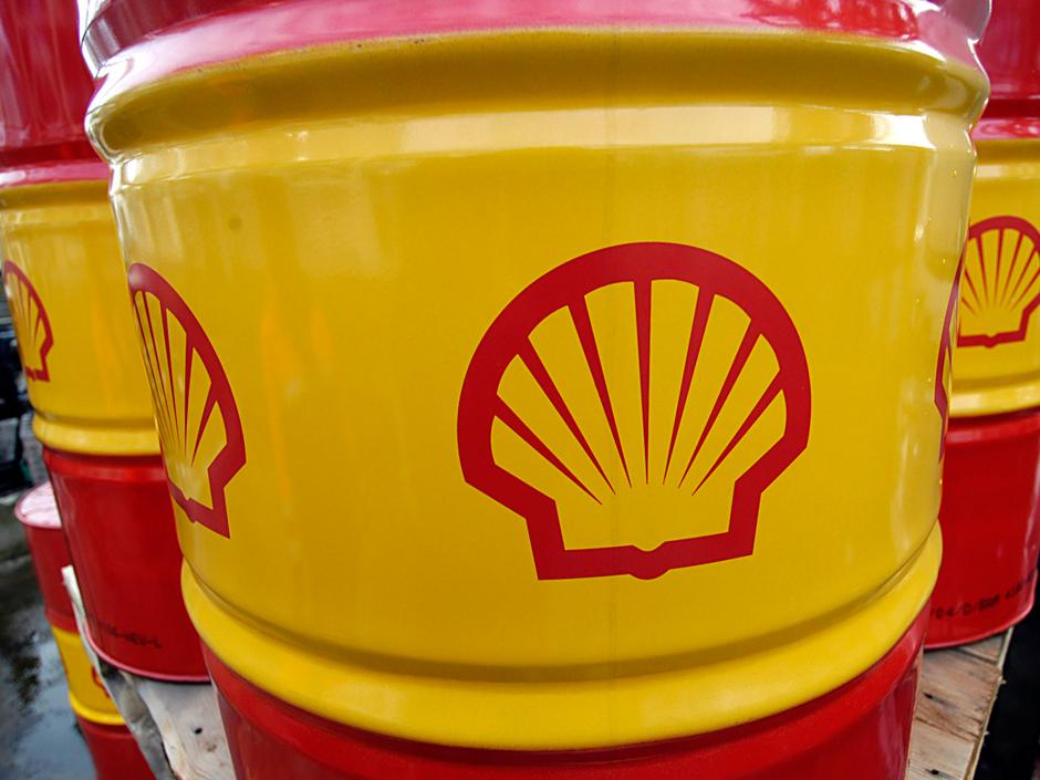 Компрессорное масло Shell Corena S2 P100