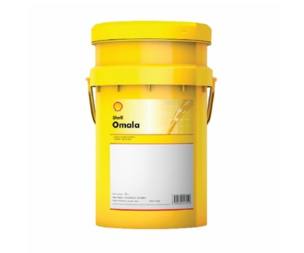 Смазочное масло Shell Omala S4 WE 460