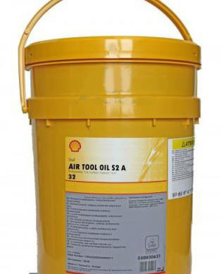 Масло смазочное Shell Air Tool Oil S2 A 32