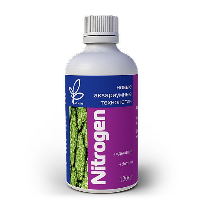 Удобрения AquaSys Nitrogen 120 мл