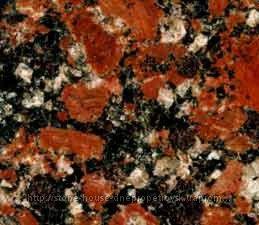 Капустинский гранит ,ступени с красного гранита  1801