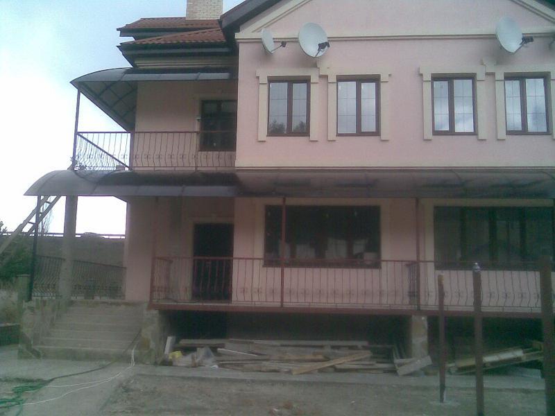 Ограждения на балкон под заказ