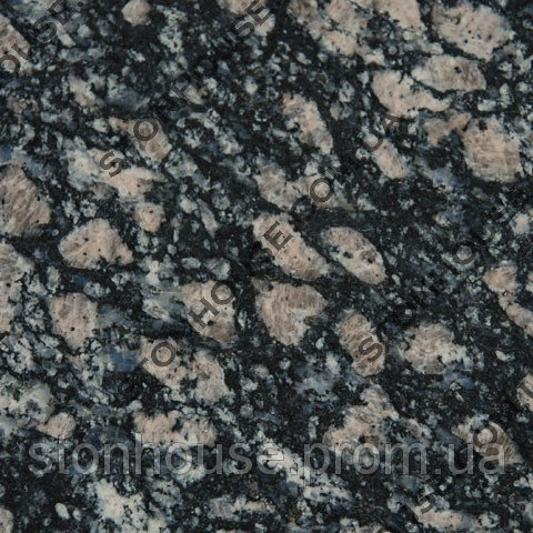 Корнинский гранит  300x300x30  термо Леопард 1505