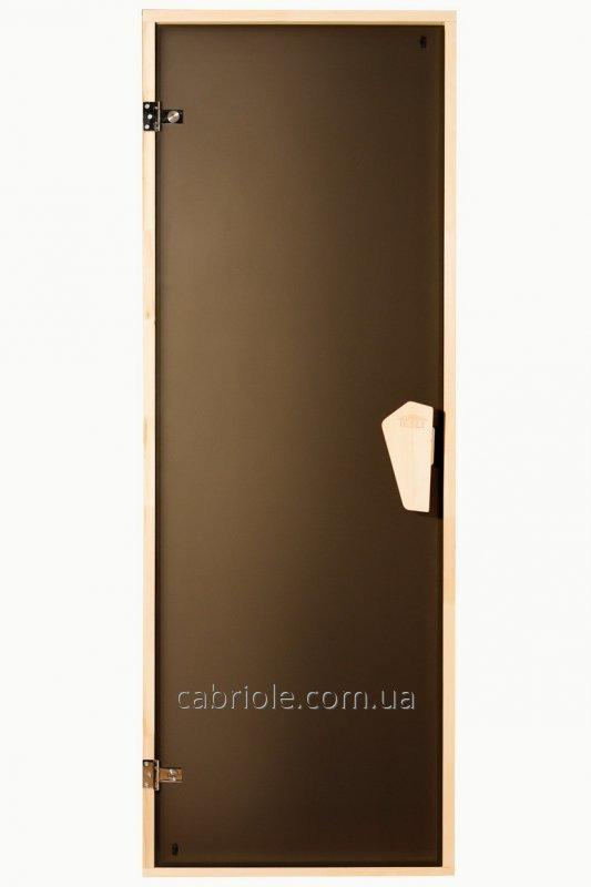 Дверь для сауны Tesli «Sateen» 1900х800 мм