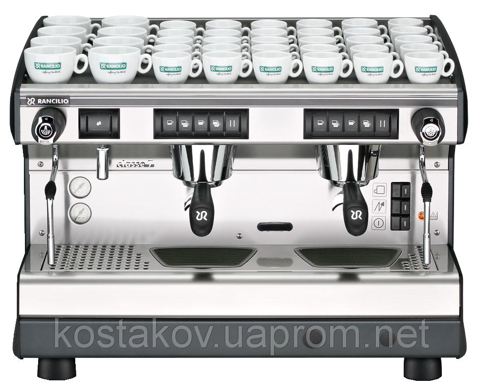 Кофемашины Rancilio Classe 7E