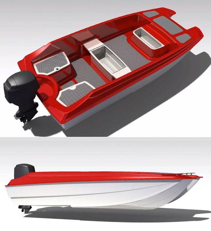 программы для проектирования надувных лодок