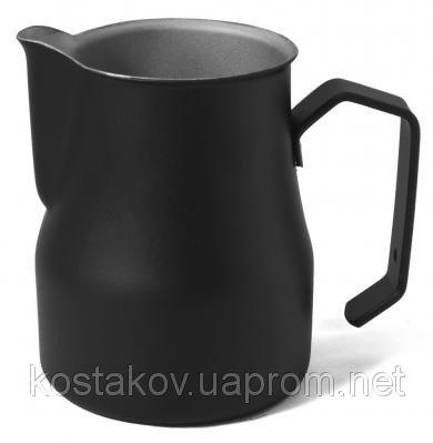 Молочник «Європа» Black 350 мл Motta