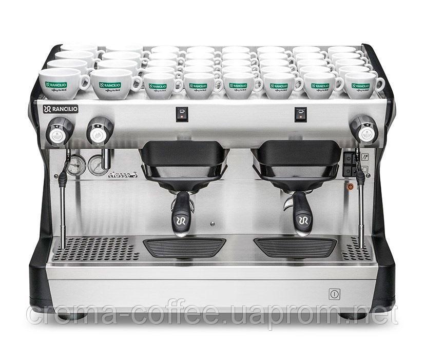 Кофемашины Rancilio Classe 5 S 2 группы