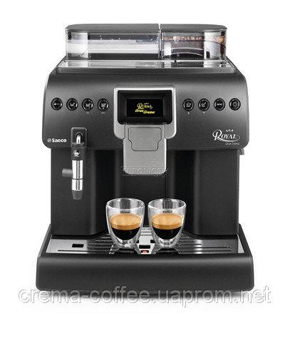 Saeco Royal Grand Crema coffee maker