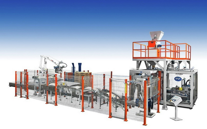 MF Tecno Packaging Systems and Equipments