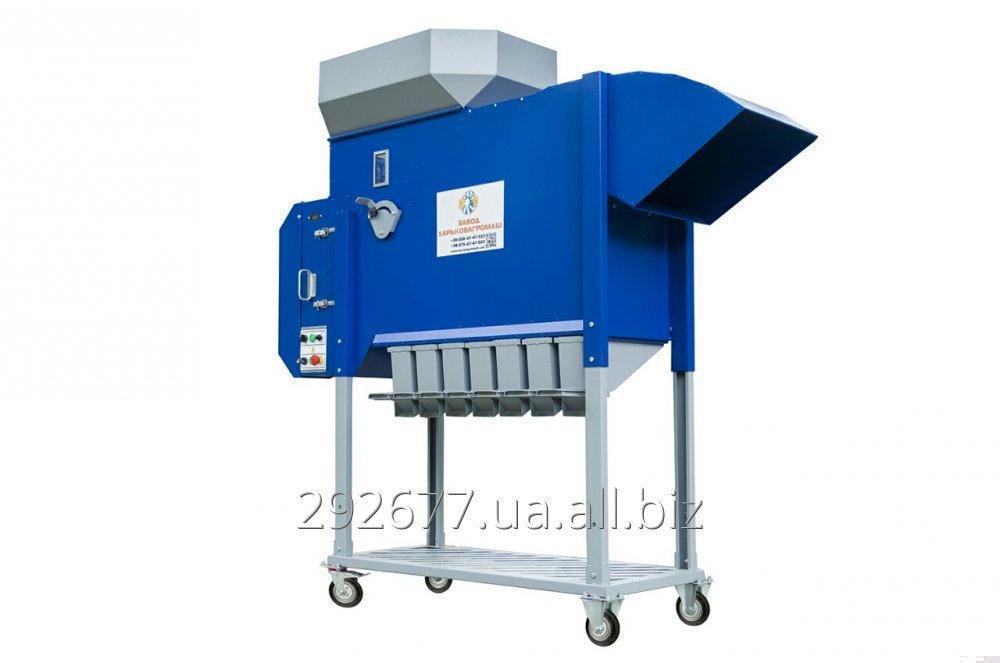 Сепаратор для очистки зерна АСМ-5, ворохоочиститель