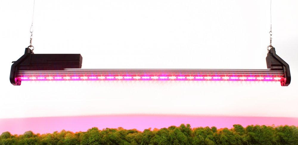 Світлодіодна лампа для вирощування овочів AgroLED-II-100W (TOP) интер-приват