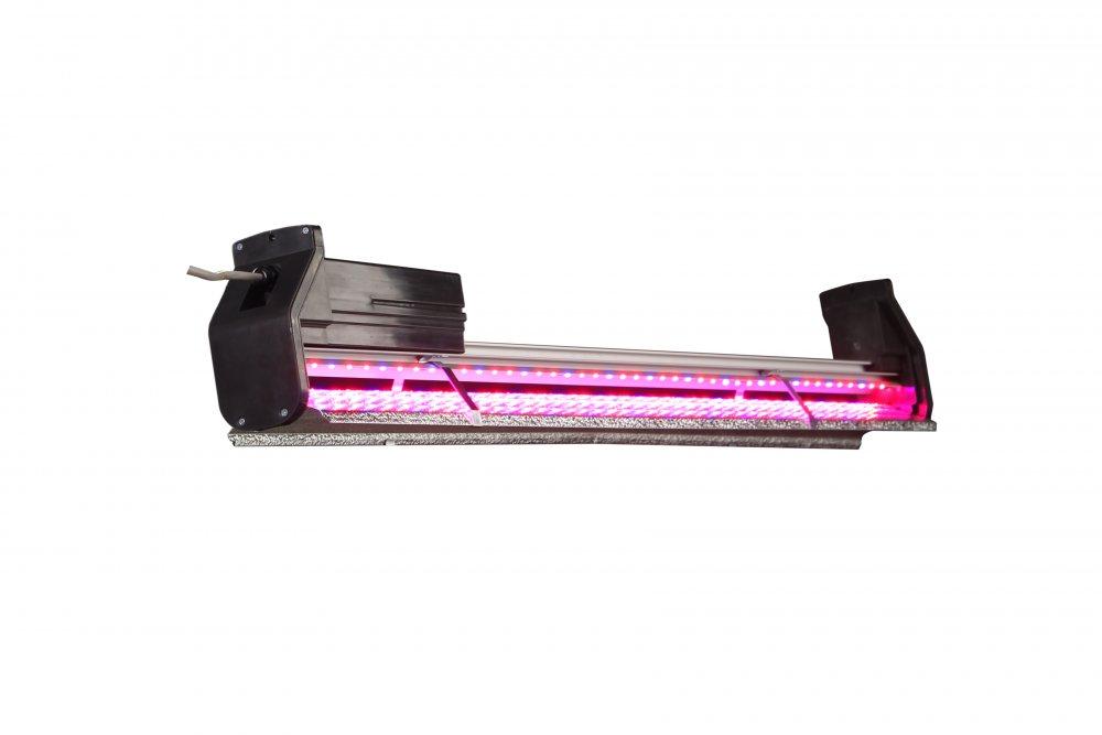 Світлодіодна лампа для вирощування овочів AgroLED-II-100W интер-приват