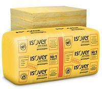 Мінеральна вата ISOVER Звукозащита 50 мм (14,274 кв м/уп) 24 рул