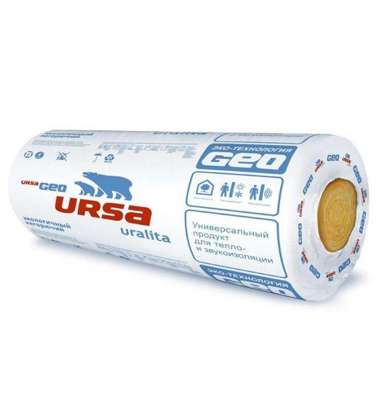 Мінеральна вата URSA плотность 11 (24 м.кв.)
