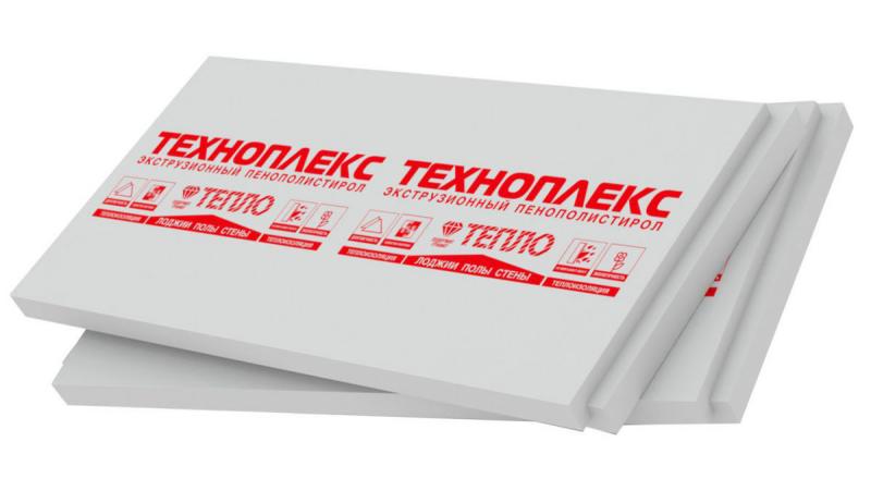 Пiнополiстирол екструзiйний Техноплекс 1200х600х20-L 20плит (14,4м.кв) шт