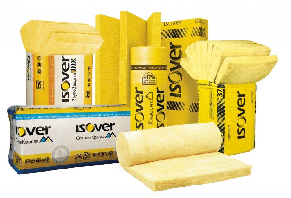 Утеплювач Isover Класик Еко -50-8200/Y (30рул)
