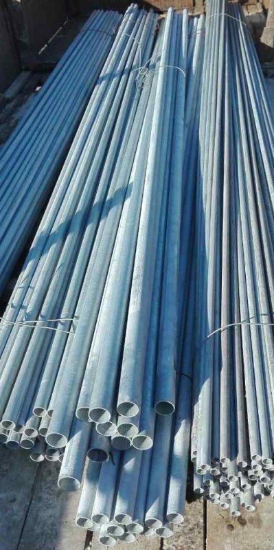 Galvanisierte Stahlrohr