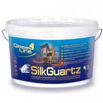 Грунт-фарба на силіконовій основі SilkGuarz (відро 10/15кг)