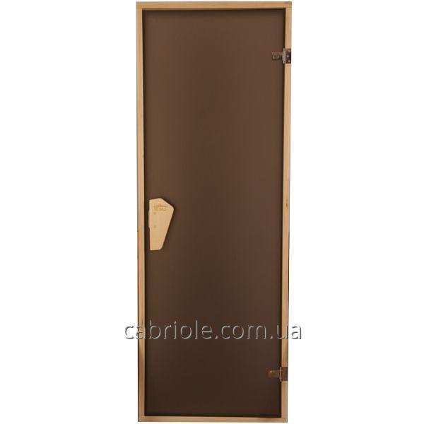 """Door for a sauna of """"Sateen """"2050kh80mm"""