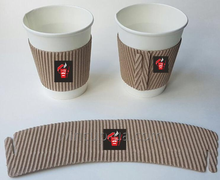 Paper cups monolayer and bilayer