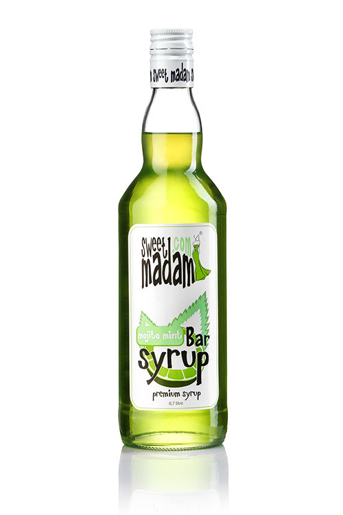 Bar syrup of the Mojito of 0,7 l. TM Sweet Madam