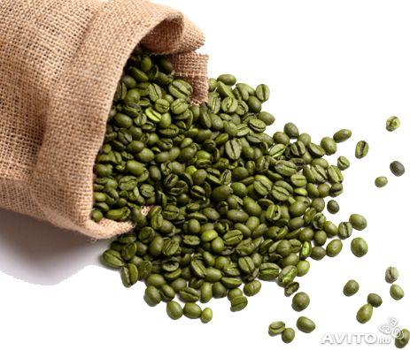 Купить Кофе зеленый зерновой и молотый